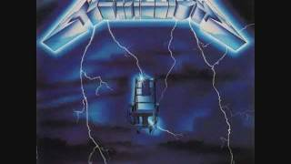 metallica seek and destroy cliff em all