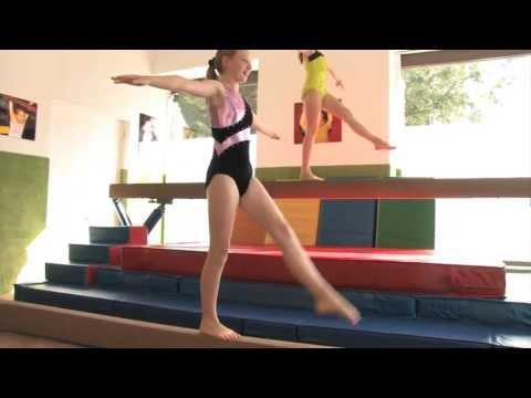 Gymnastics @ NY Kids Club