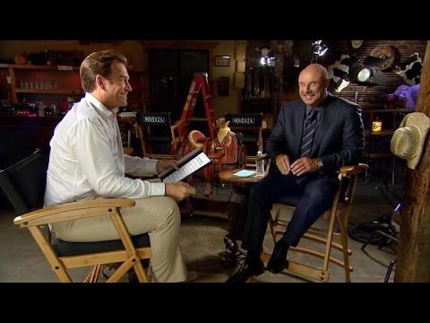 Dr. Phil On How His Former Career Inspired The New Drama Bull