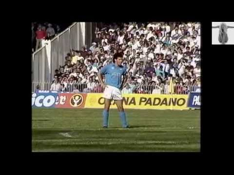 Campionato IO TI AMO 1989 -  1990  Napoli Campione D'Italia