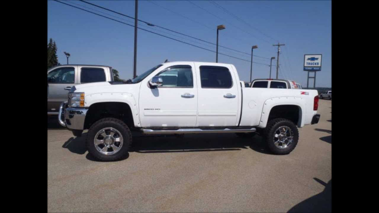 All Chevy 2013 chevy 2500hd ltz : 2013 Chevy 2500 Diesel Lifted Rocky Ridge Conversion Truck For ...