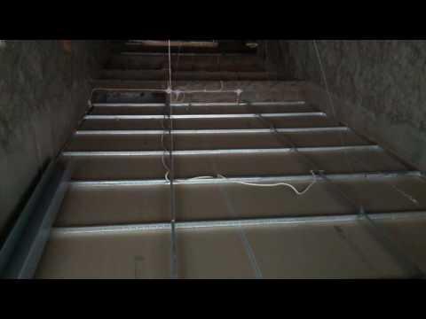 pemanfaatan ruang  di atas  gypsum,plapon jd kamar