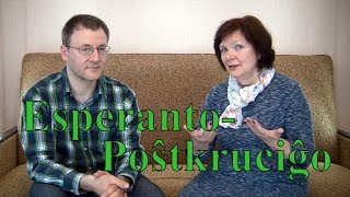 Esperanto-Poŝtkruciĝo. Aliĝu!