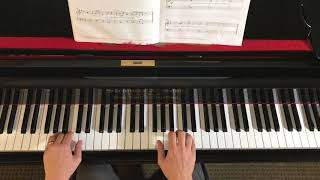 Smooth and Crunchy by Elissa Milne - RCM Piano Prep A