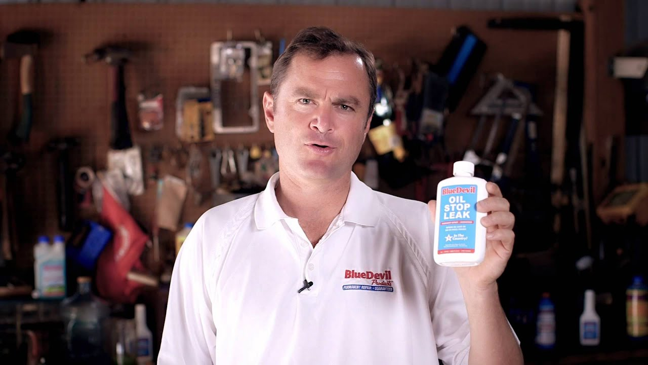 BlueDevil Oil Stop Leak / Product Spotlight #4