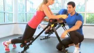 Appareil Abdo DD Abdo Rider - Tool Fitness
