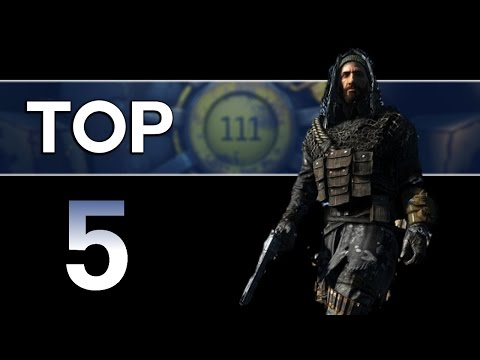 Fallout 4 - Top 5 Unique Outfits!