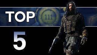 Fallout 4 - Top 5 Unique Outfits
