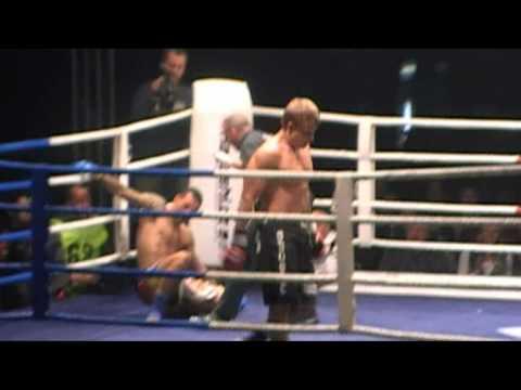 Souboj Titánů Finále 2011 - Finále - 86 kg - Tyron West vs. Filip Sýkora KTSO Praha J.V.