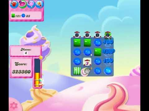 Candy Crush Saga Level 2838 - NO BOOSTERS