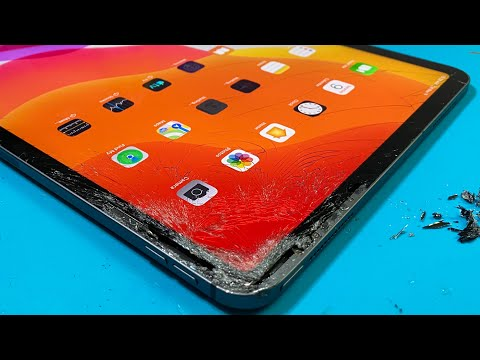 iPad pro 11 inch glass replacement cost