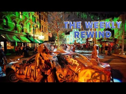The Weekly Rewind @Attractions - Sept. 18, 2016 - 동영상