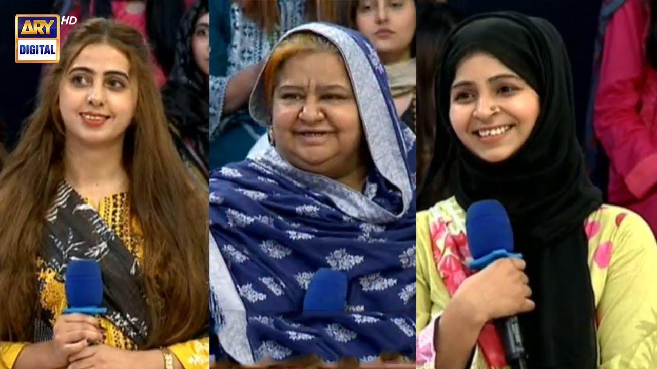 Jeeto Pakistan | Guess The Weight | Lahore Special | Fahad Mustafa