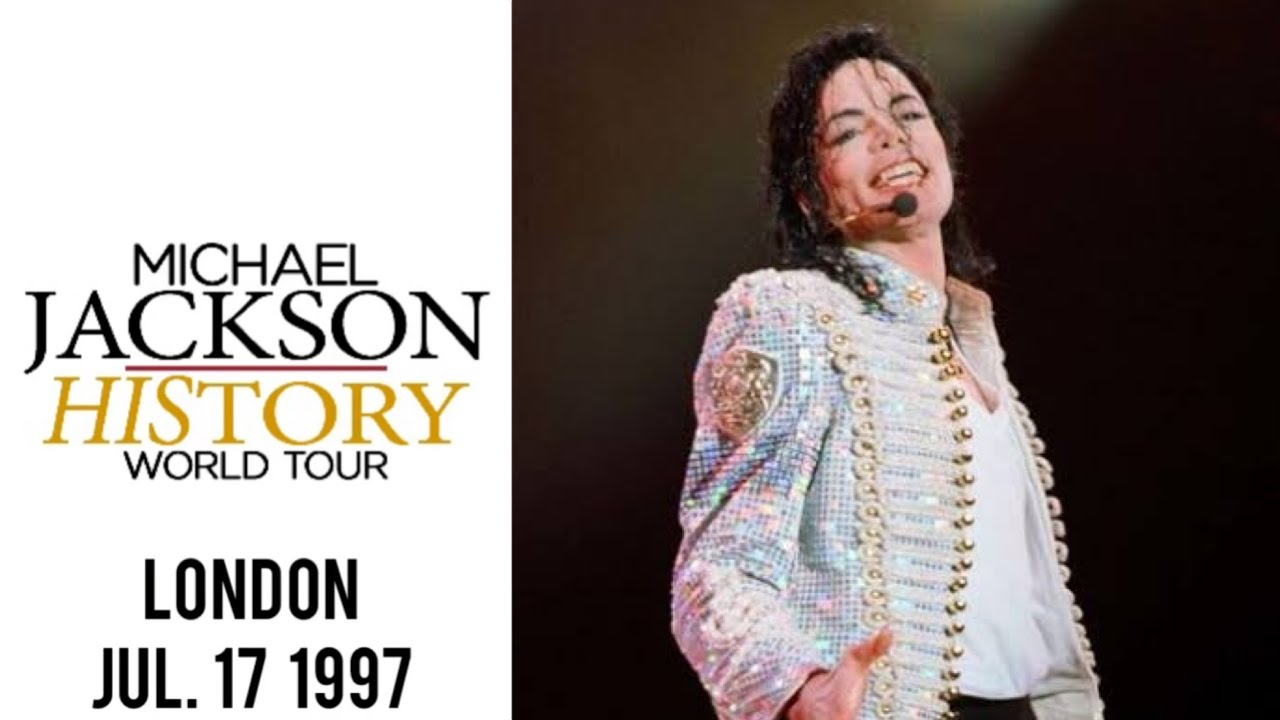 Download Michael Jackson - HIStory Tour Live in London (July 17, 1997)