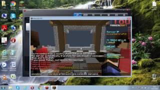 Minecraft Premiumsuz server de SPEED BUILDERS oynama !!!!!