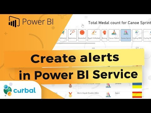 Get alerted when significant changes occur on your data w/ Power BI