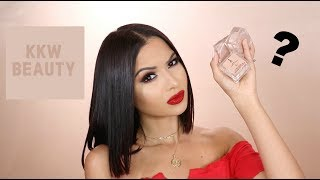 NEW KKW CONCEALER + POWDER KIT HONEST REVIEW  | Diana Saldana