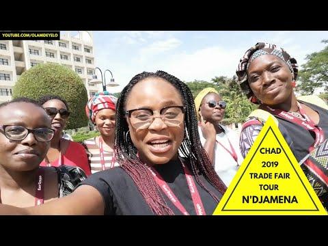 Visit To Tchad 2019 Trade Fair, N'djamena