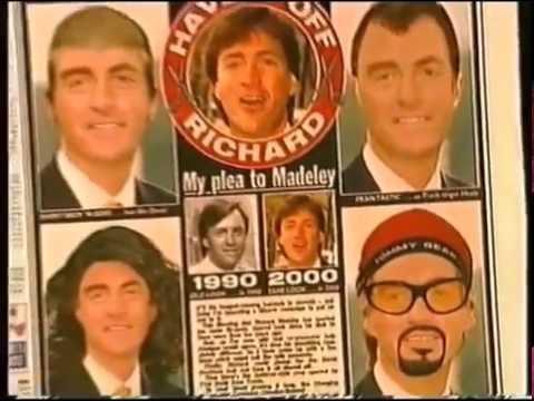 Richard Madeley's Ali g impression (2000)
