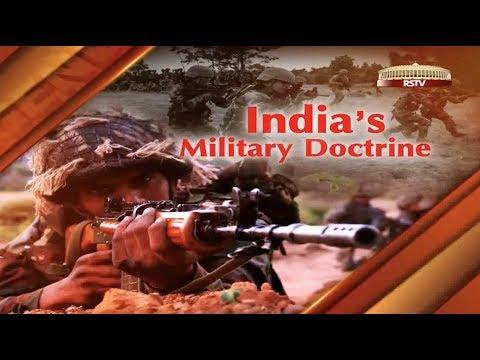 Special Report (Agenda 2014) - India's Military Doctrine
