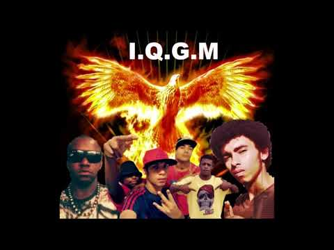 I.Q.G.M OFICIAL MUSICA HOJE ELA É LIVRE ( INSTRUMENTAL M.D.C PRODUÇÕES )....