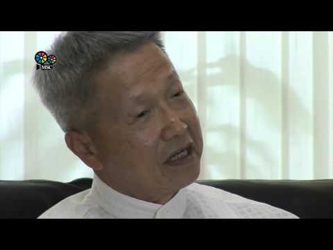 Mr. Lam Sum Chee - First generation of financial analysts in Hong Kong
