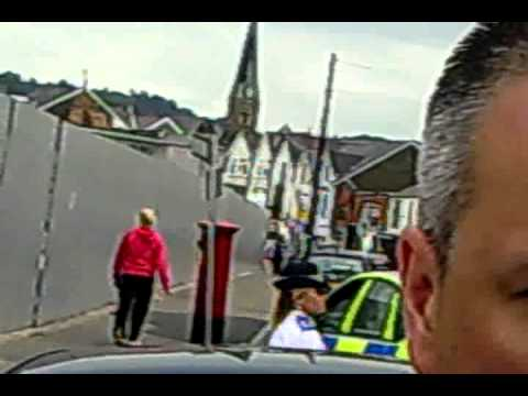 Pontypridd Police Harrasment Part 2