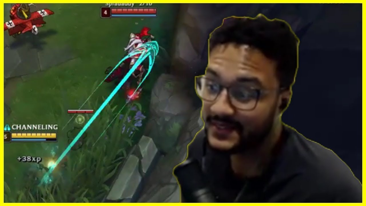 Aphromoo Reveals His Pyke's Secret Technique - Best of LoL Streams #399