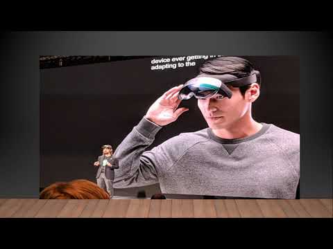 Tech news February 25th 2019 Mobile World Congress Barcelona Hololens and more