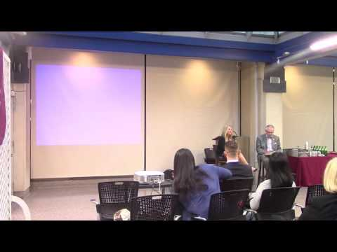 Fordham University MBA Personal Branding Guest Speaker