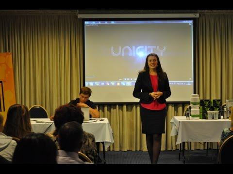 UNICITY Ukraine в г.Запорожье (5.09.2013)