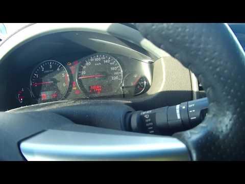 Пробный расход топлива на Nissan Pathfinder 2.5TD 2011(Ниссан Патфайндер)
