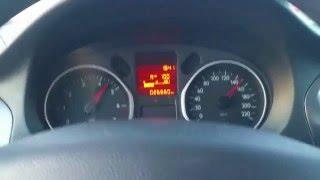 Расход топлива Ситроен 1,2 WOG А-95 евро Одесса-Киев