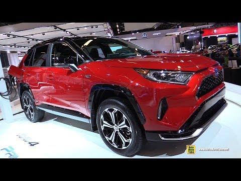 2021 Toyota Rav4 Prime Plug-In-Hybrid - Walkaround - 2020 Montreal Auto Show