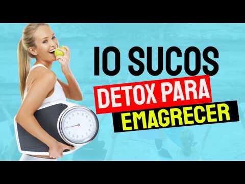 🗣Suco Detox/10 RECEITAS INÉDITAS😱 #perdi10kilos