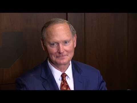 USC Athletic Director Pat Haden on the NFL