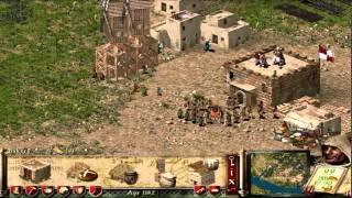 شرح لعبة صلاح الدين  Stronghold Crusader part1