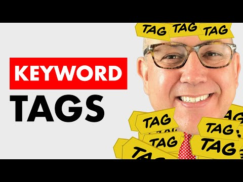 How To Write YOUTUBE KEYWORD TAGS 📈💥