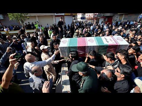 Irão anuncia detenções do atentado em Ahvaz