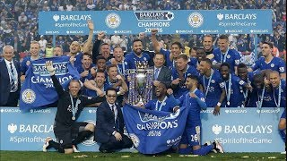 Reliving the Dream, Leicester City PL Champions 2015/16
