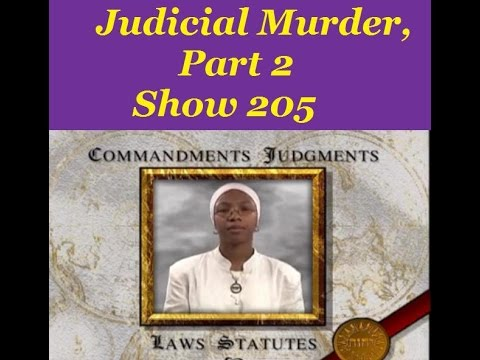 Special: Judicial Murder, Part 2 The Universe 205
