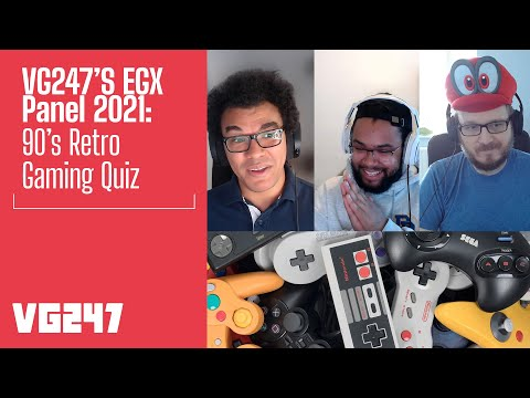 90's Retro Gaming Quiz - Test Yourself on SNES and Mega Drive Games