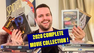 My complete 4k blu-ray & dvd collection!!!