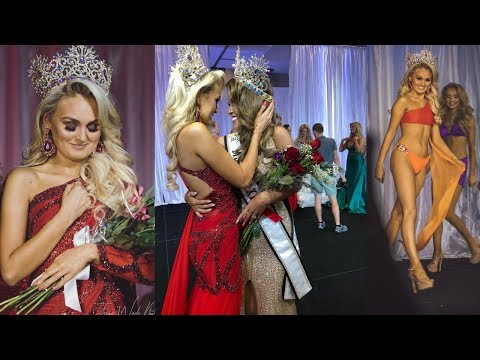 PAGEANT VLOG // GALAXY INTERNATIONAL PAGEANT 2018