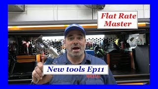 New tools Ep11