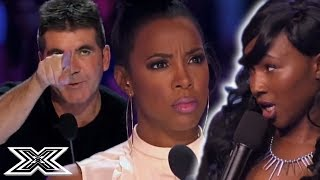 STICK or SPLIT?! Judges Try To BREAKUP Groups | X Factor Global
