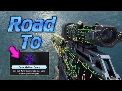 SVG GOD.. Road to Dark Matter! BO3 SnD Sniping