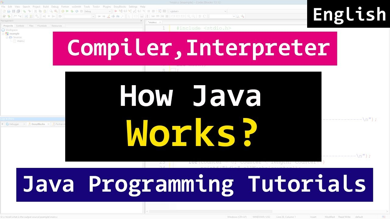 how to create a compiler in java