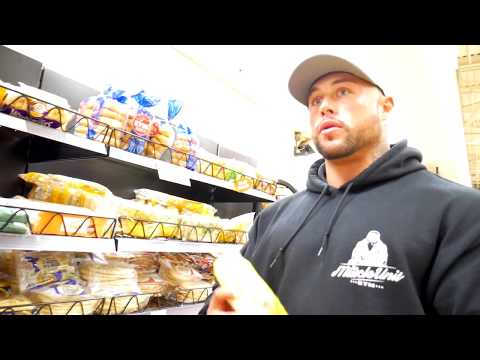 Rob Taylor  The Barnsley Pitbull  Arnold Classic Prep  2 Weeks Out  EP4  Part 1
