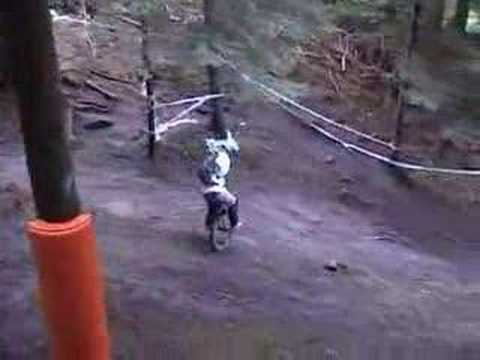 Holla die Waldfee - Downhill in Wildbad